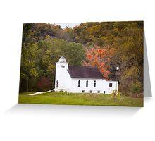 ROSEWOOD COMMUNITY CHURCH Greeting Card