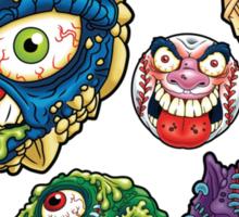 Madballs Sticker