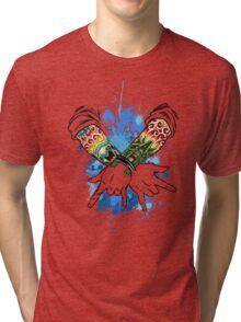 Kaiju Groupie Tri-blend T-Shirt