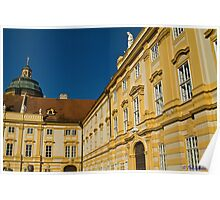 Melk Abbey Poster