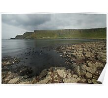 Giant's Causeway, N. Ireland Poster