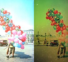 Speech Balloons by Marie Wintzer