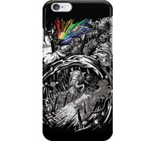 Dark Side of the Rainbow iPhone Case/Skin