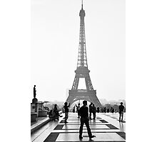 Eiffel Tower 5 Photographic Print