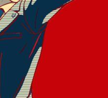 Objection - B/R Sticker