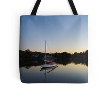 Morning Commuter Tote Bag