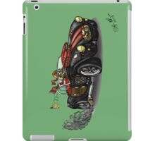 STEAMPUNK STYLE AC COBRA IPAD COVER iPad Case/Skin