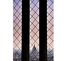 View from Eiffel Tower Photographic Print