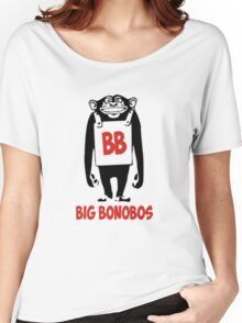 Big Bonobos Women's Relaxed Fit T-Shirt