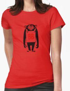 Big Bonobos Womens Fitted T-Shirt