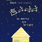 Merry and bright by Sally Kate Yeoman