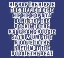 Rappers Delight by bkxxl