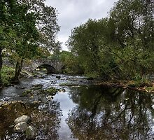 Skelwith Bridge by Mike Church