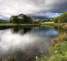 River Brathay by Mike Church