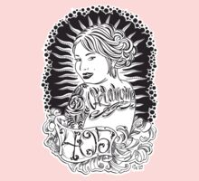 Oklahoma Tattoo Girl - 405 Baby Tee