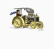Steampunk Vintage Tractor Unisex T-Shirt