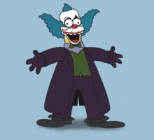 Krusty is the Joker by santilopez