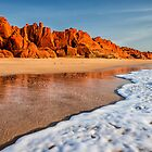Coastal Colours: Cape Leveque by Mieke Boynton
