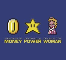 Money, Power, Women - Mario Montana (Scarface parody) by santilopez