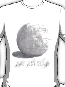 Basketball is an art form T-Shirt