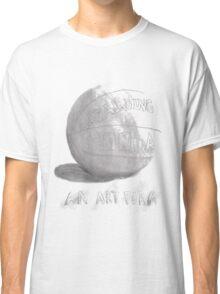 Basketball is an art form Classic T-Shirt