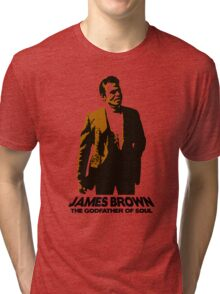 Godfather of Soul Tri-blend T-Shirt