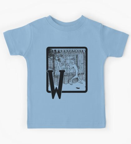 W is for... Kids Tee