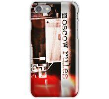 Moscow Rules II iPhone Case/Skin