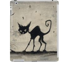 Cat Magic iPad Case/Skin