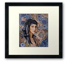 Zenaida Framed Print