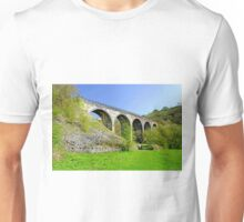 Monsal Dale Viaduct Unisex T-Shirt