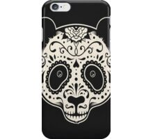 Day of the Dead Panda iPhone Case/Skin