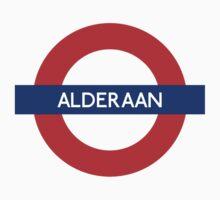 Alderaan Underground by Heidi Cox