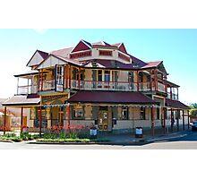 Metropole Hotel Boulder, WA Photographic Print