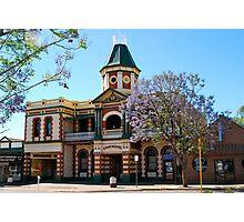 Court Hotel, Boulder WA Photographic Print