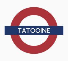 Tatooine Underground by SerLoras