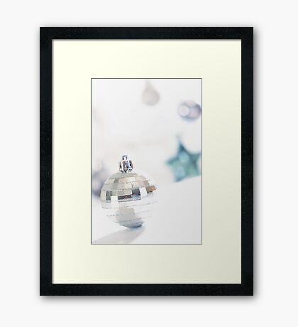 Cry_Irs Framed Print