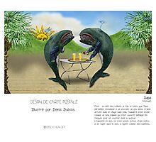 """""""Sapa"""" en Mots & Image (Denis Dubois) Photographic Print"""
