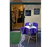 Cozy Nook Photographic Print