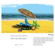 """""""Beyrouth"""" en Mots & Image (Denis Dubois) Photographic Print"""