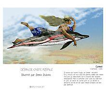 """""""Carmel"""" en Mots & Image (Denis Dubois) Photographic Print"""