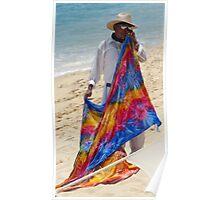 Seaside Shawl Poster