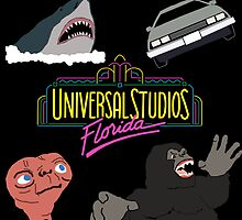 Universal Studios by Maggie Smith