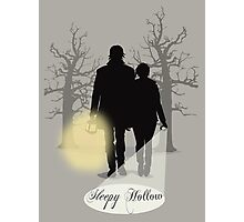 Sleepy Hollow T-Shirt Photographic Print