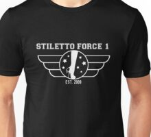Stiletto Force 1 Unisex T-Shirt
