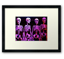 Ya Come to Buzzards Bar Often? Can I Buy Ya a Bloody Mary?  Framed Print