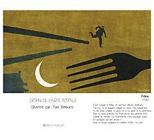 """ Pékin "" en Mots & Image (Toni Demuro) Photographic Print"
