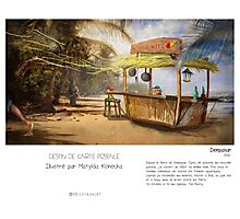 """Denpasar "" en Mots & Image (M.Konecka) Photographic Print"