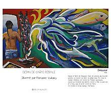 """Denpasar "" en Mots & Image (F.Vuillamy ) Photographic Print"