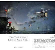 """Le Cap"" en Mots & Image (M.Konecka) by Eric Tchijakoff"